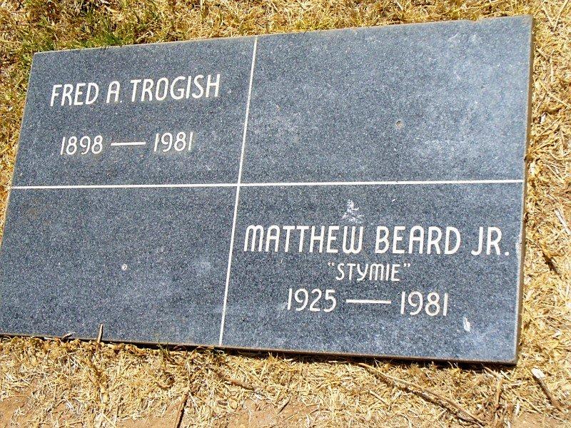 Matthew 'Stymie' Beard