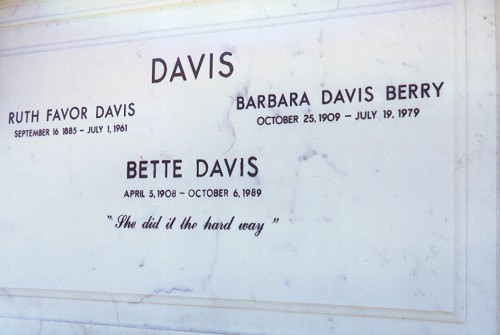 Bette Davis # 2
